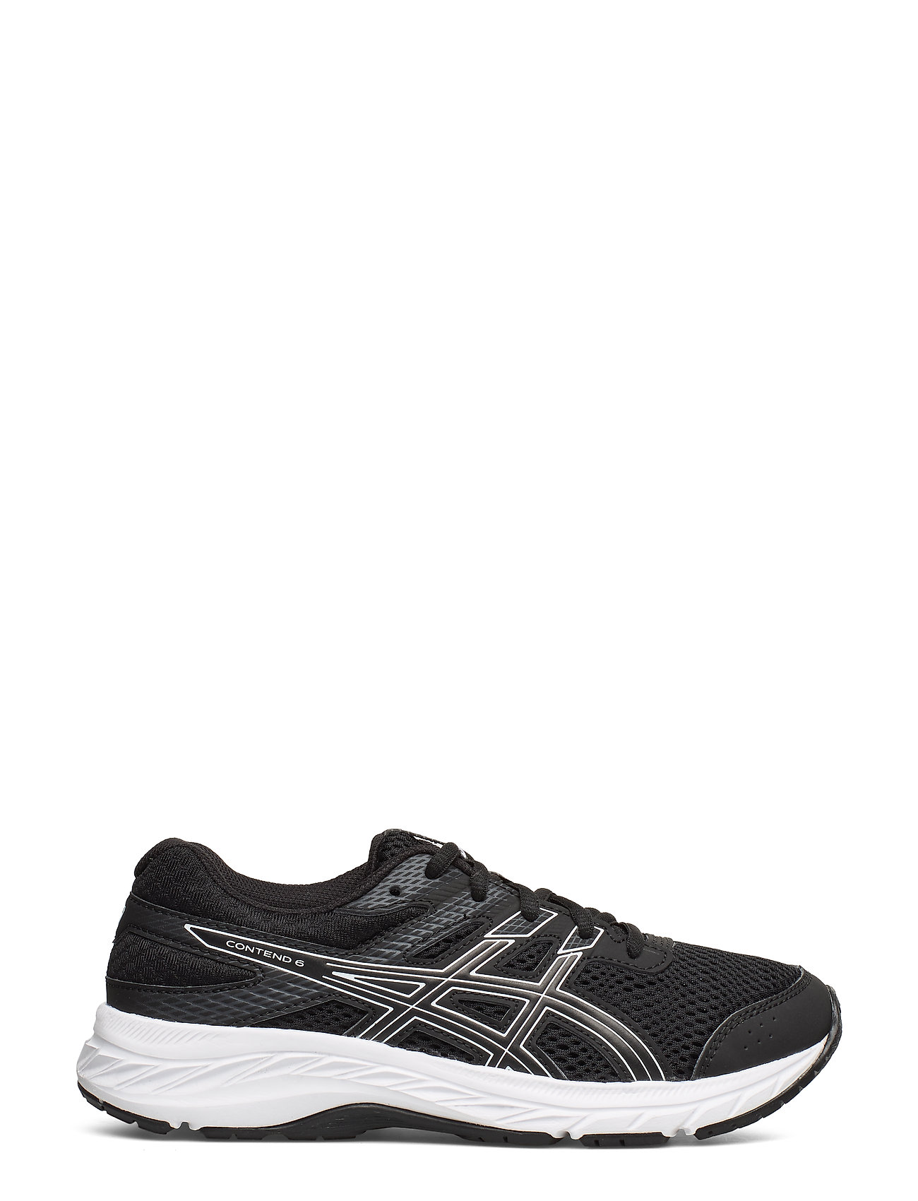 Contend 6 Gs Shoes Sports Shoes Running/training Shoes Sort Asics