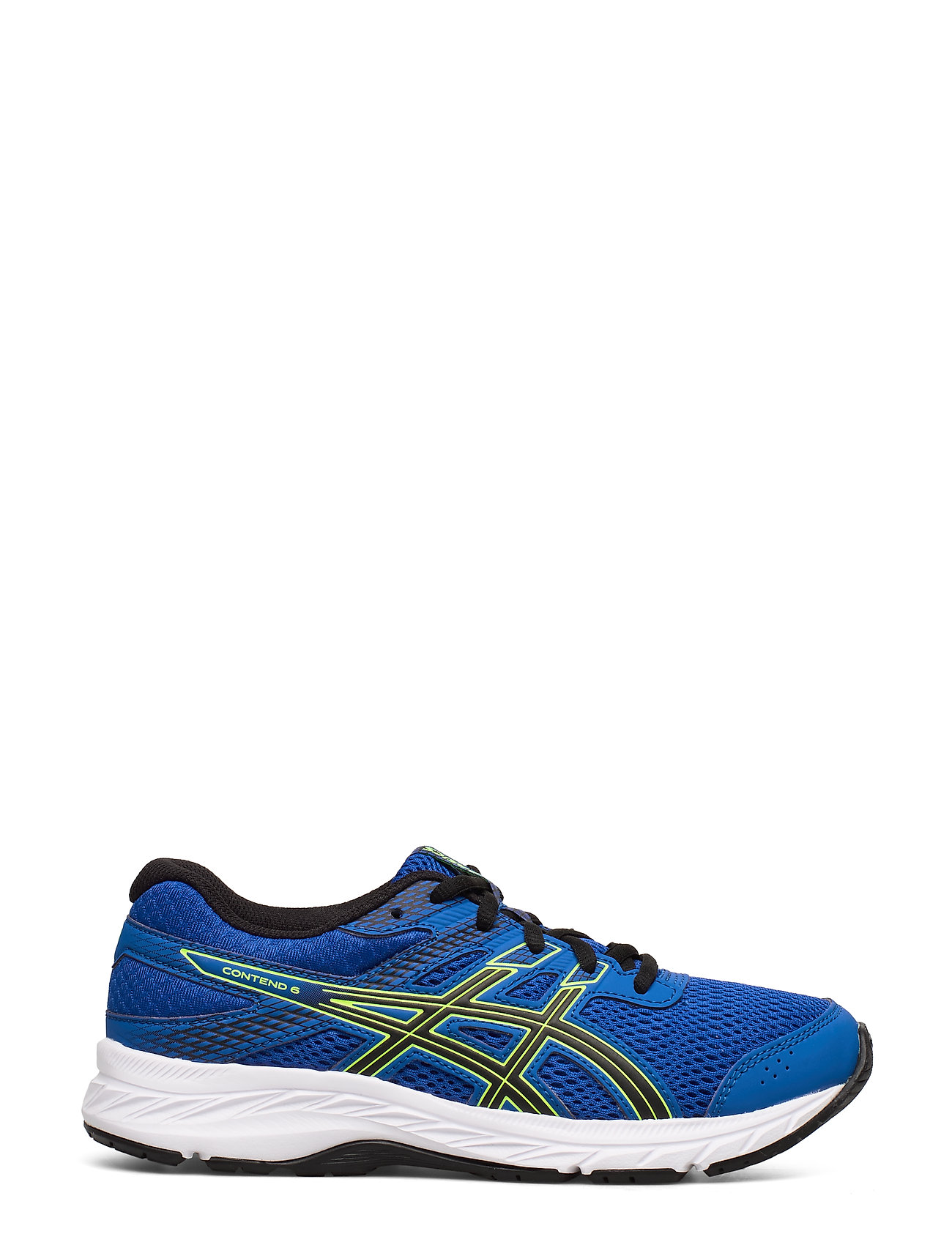Contend 6 Gs Shoes Sports Shoes Running/training Shoes Blå Asics