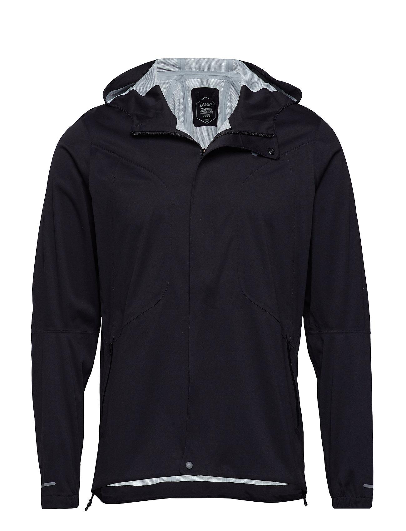ASICS Accelerate Jacket Outerwear Sport Jackets Schwarz ASICS