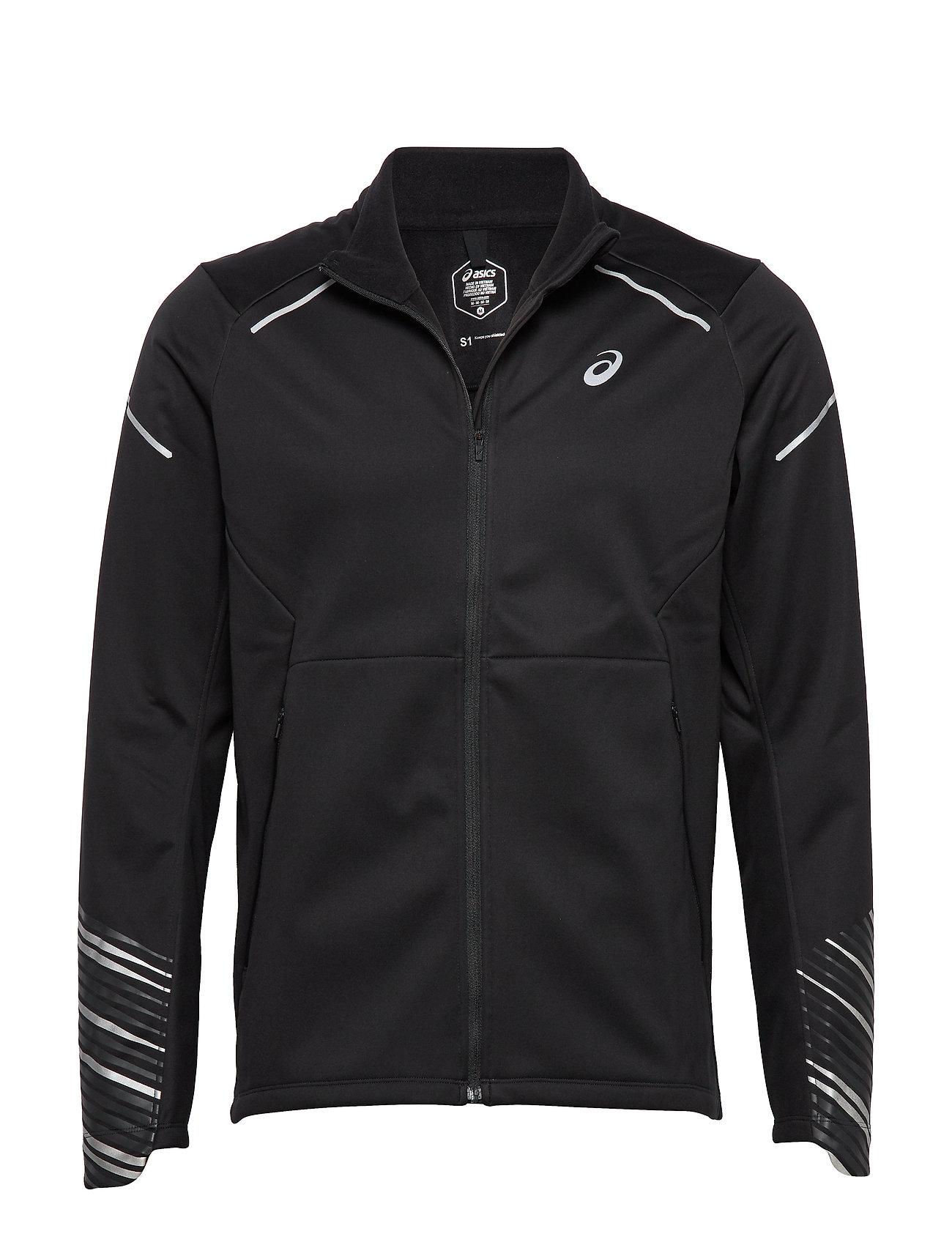 ASICS Lite-Show 2 Winter Jacket Outerwear Sport Jackets Schwarz ASICS