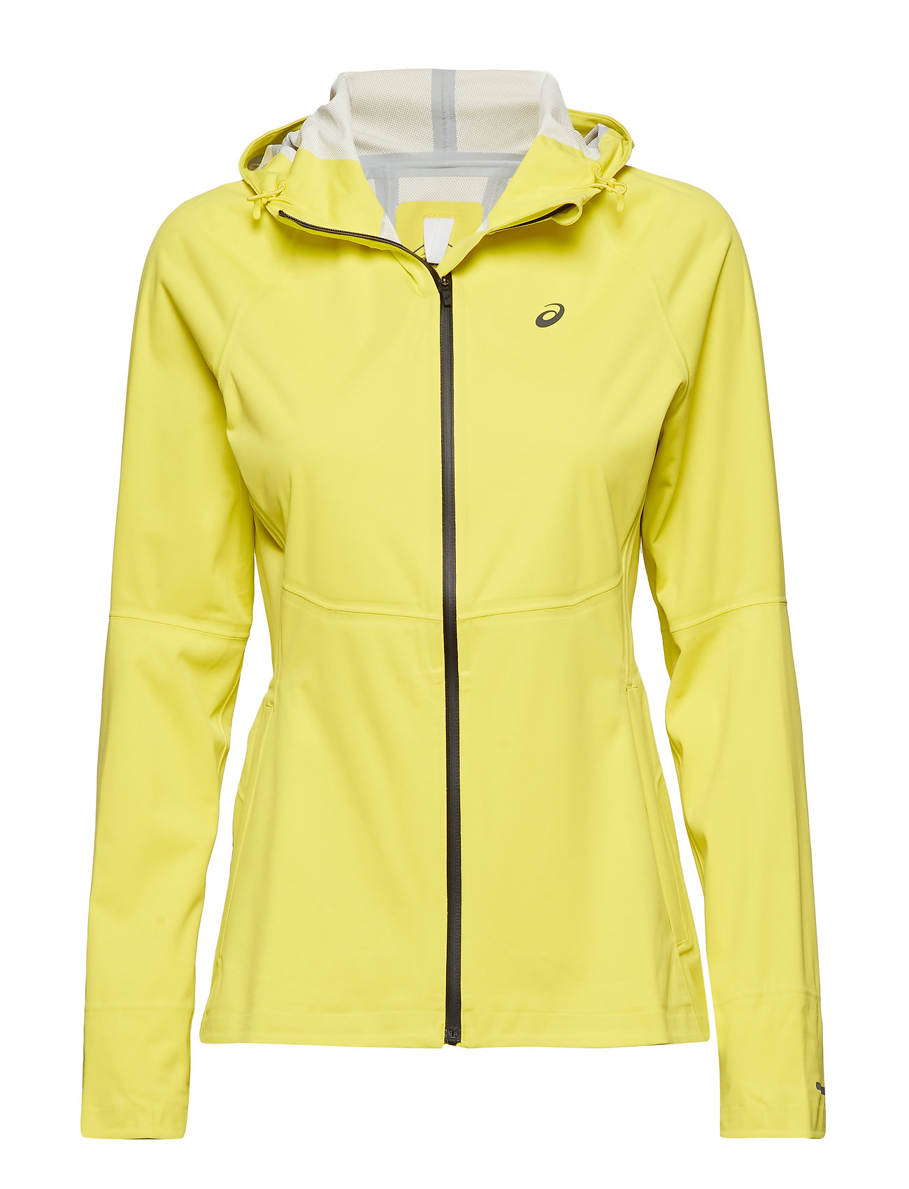 Asics ACCELERATE JACKET - LEMON SPARK