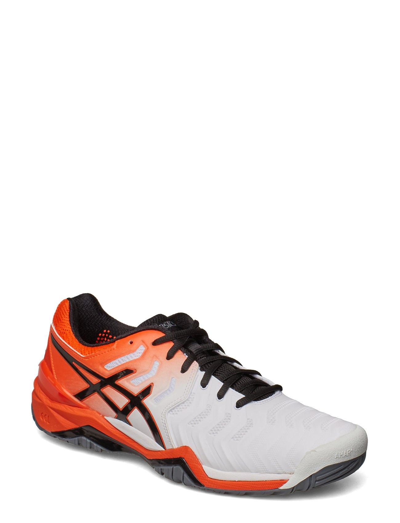 ASICS Gel-Resolution 7 Shoes Sport Shoes Training Shoes- Golf/tennis/fitness Orange ASICS