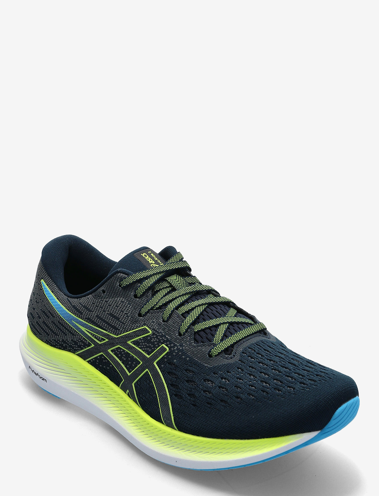 Asics - EvoRide 2 - löbesko - french blue/hazard green - 0