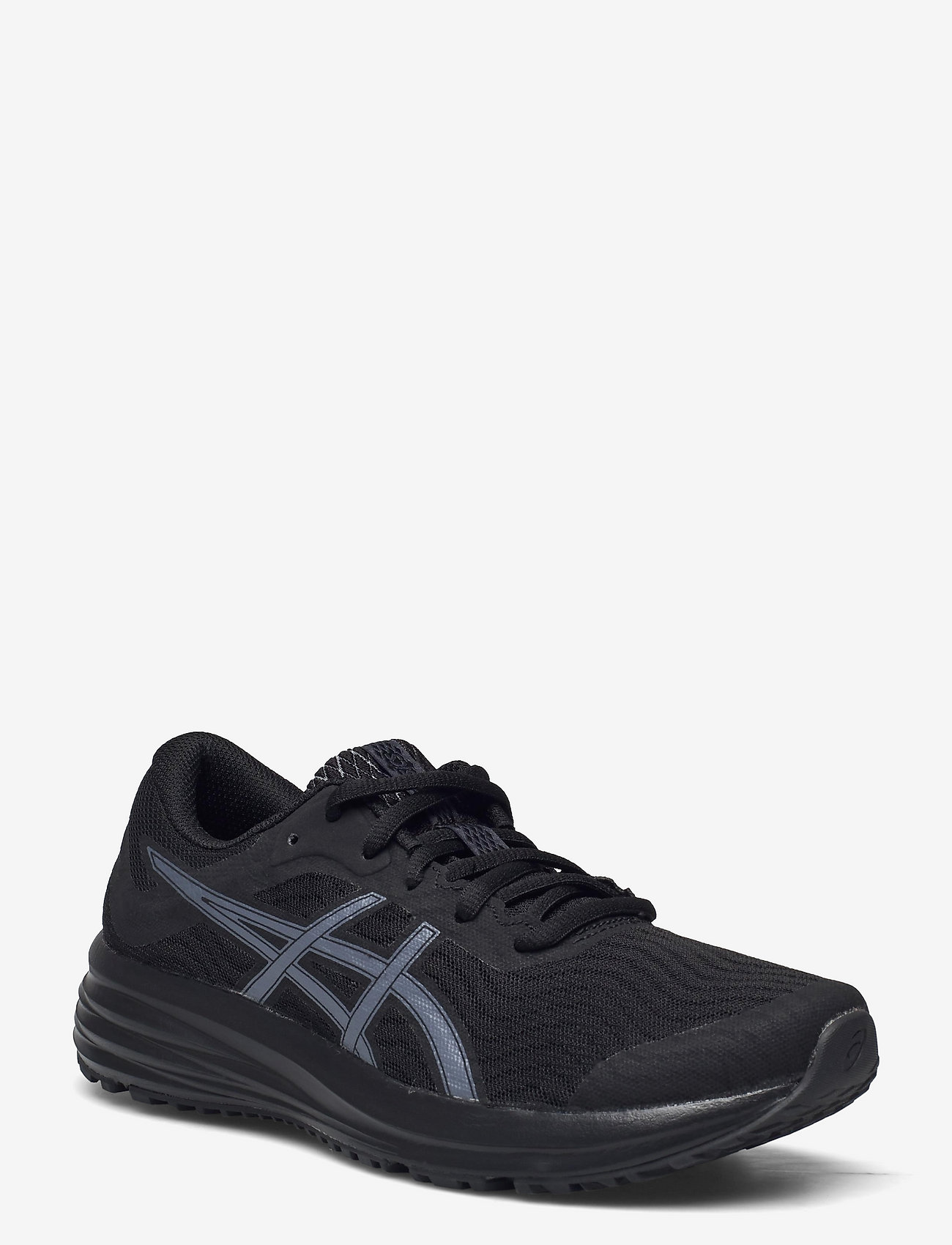 Asics - PATRIOT 12 - running shoes - black/carrier grey - 0