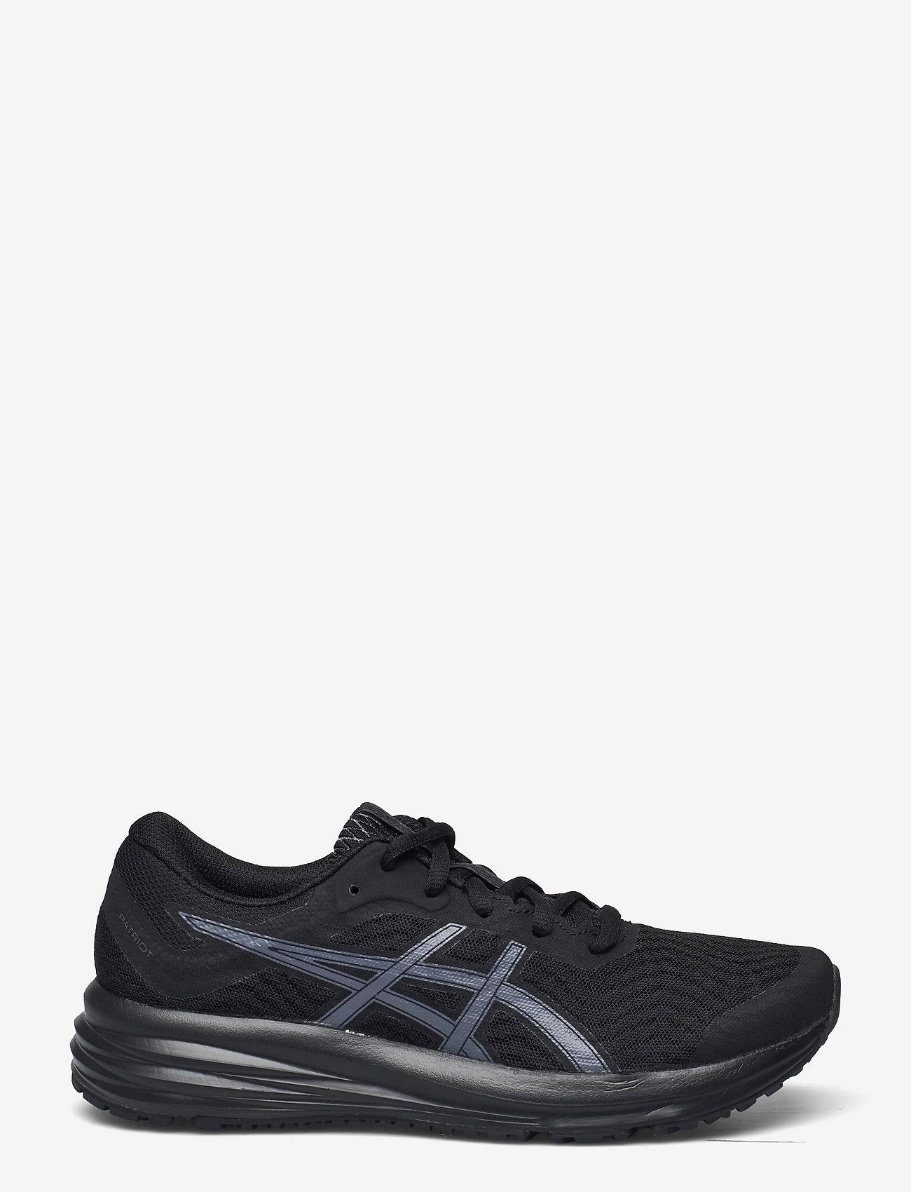 Asics - PATRIOT 12 - running shoes - black/carrier grey - 1