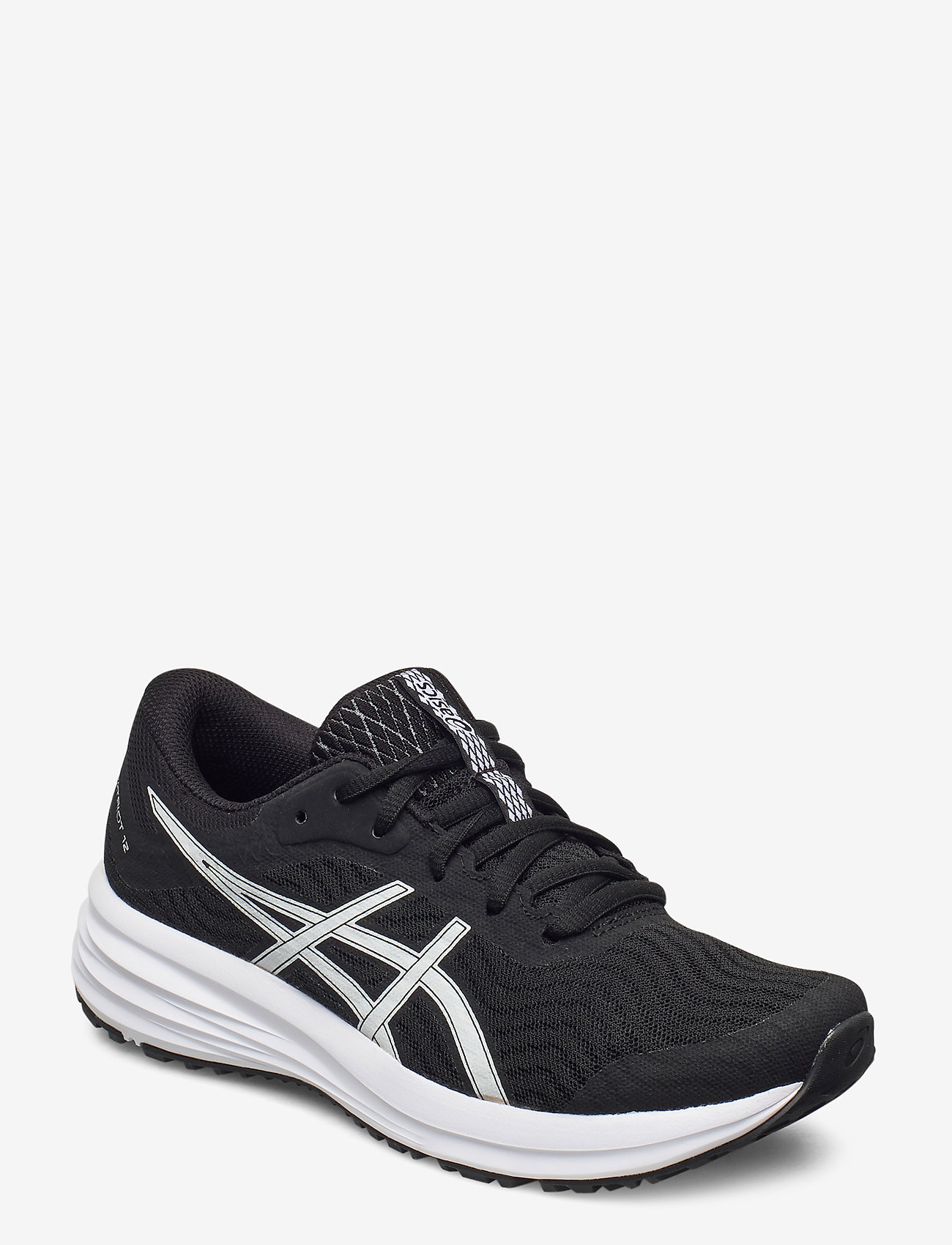 Asics - PATRIOT 12 - running shoes - black/white - 0