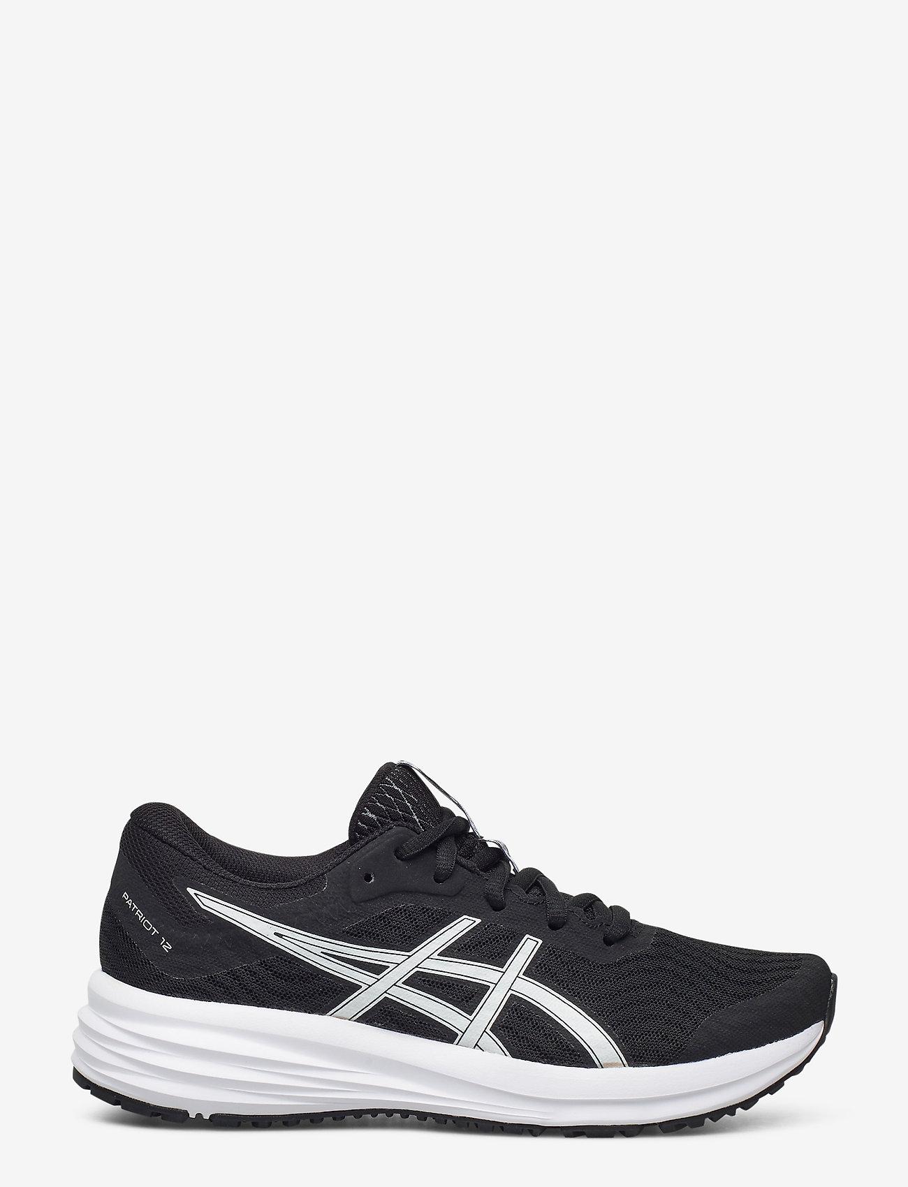 Asics - PATRIOT 12 - running shoes - black/white - 1