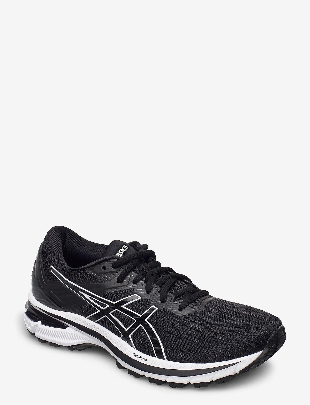 Asics - GT-2000 9 - running shoes - black/white - 0