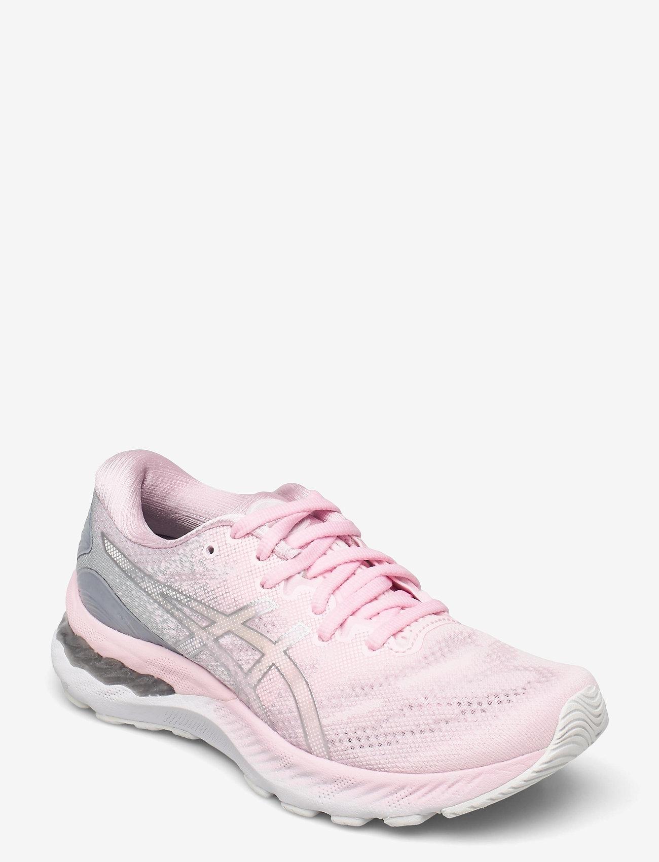 Asics - GEL-NIMBUS 23 - laufschuhe - pink salt/pure silver - 0