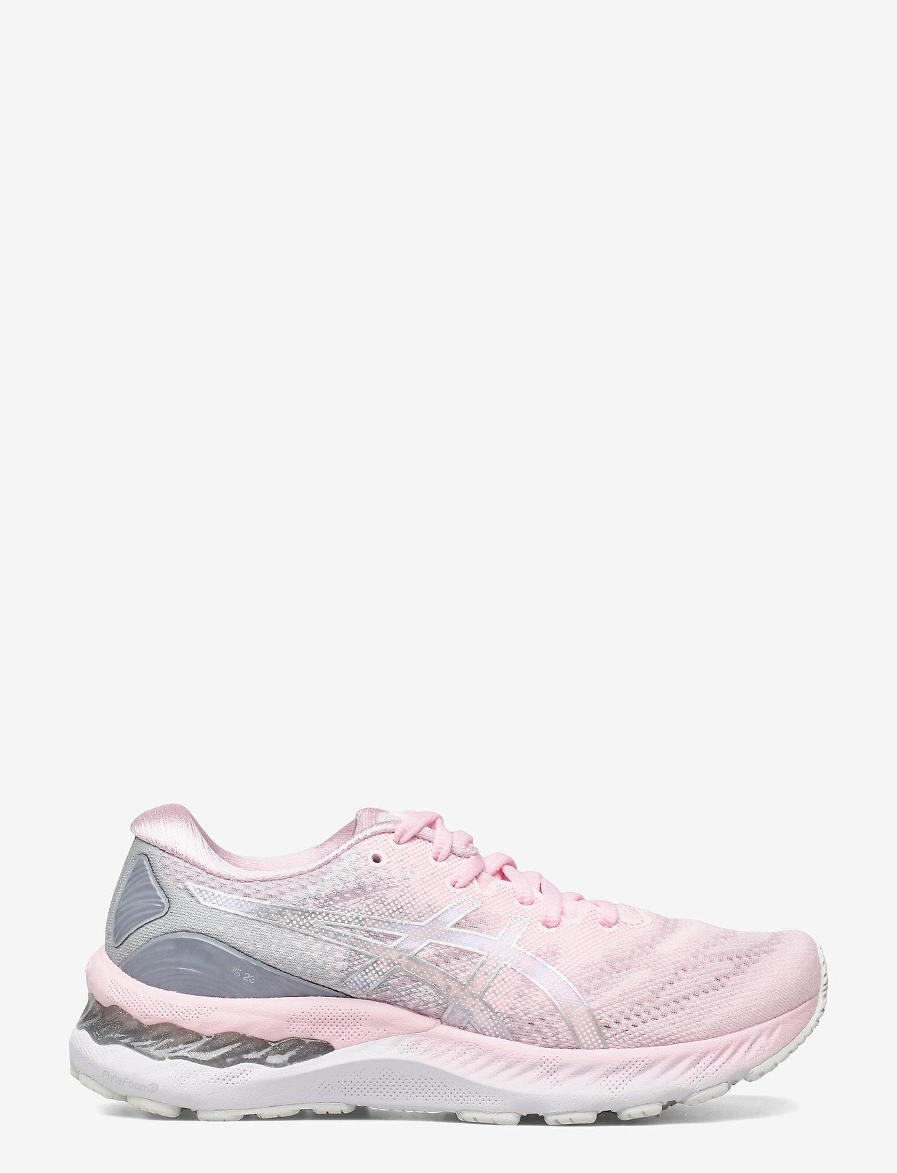 Asics - GEL-NIMBUS 23 - laufschuhe - pink salt/pure silver - 1
