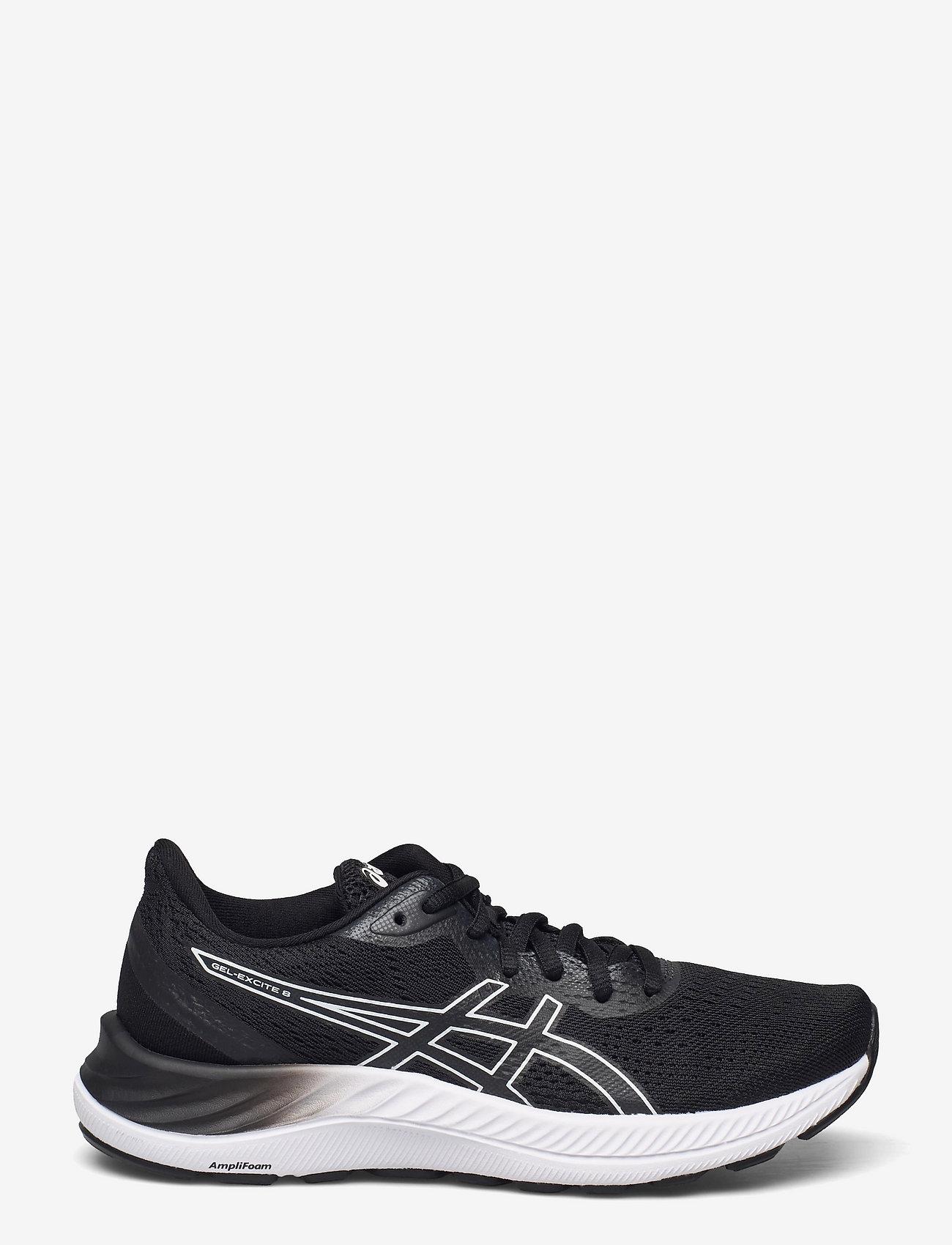 Asics - GEL-EXCITE 8 - running shoes - black/white - 1