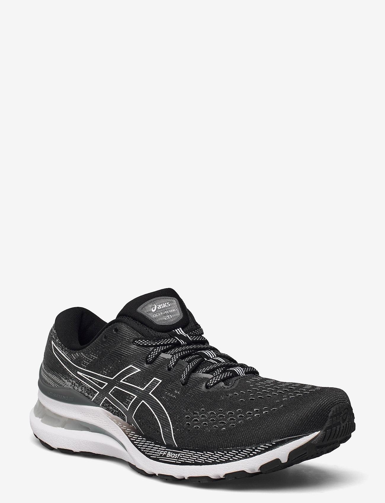 Asics - GEL-KAYANO 28 - running shoes - black/white - 0