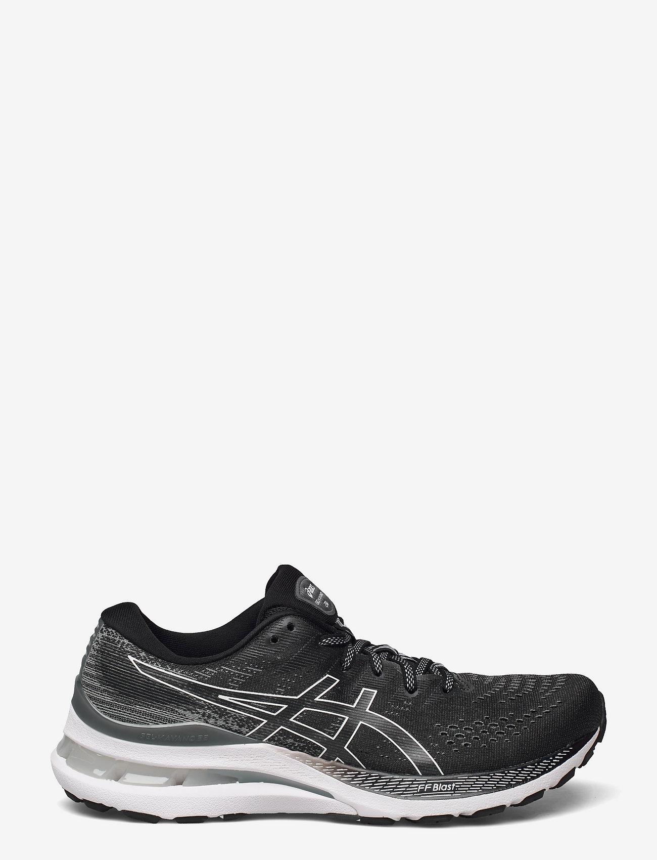Asics - GEL-KAYANO 28 - running shoes - black/white - 1