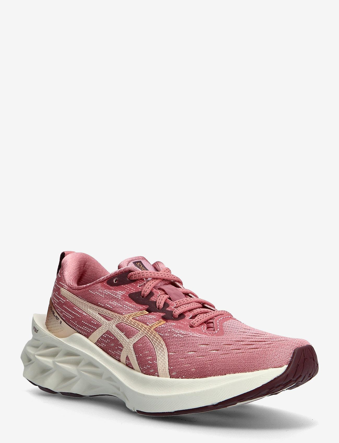 Asics - NOVABLAST 2 - running shoes - smokey rose/pure bronze - 0
