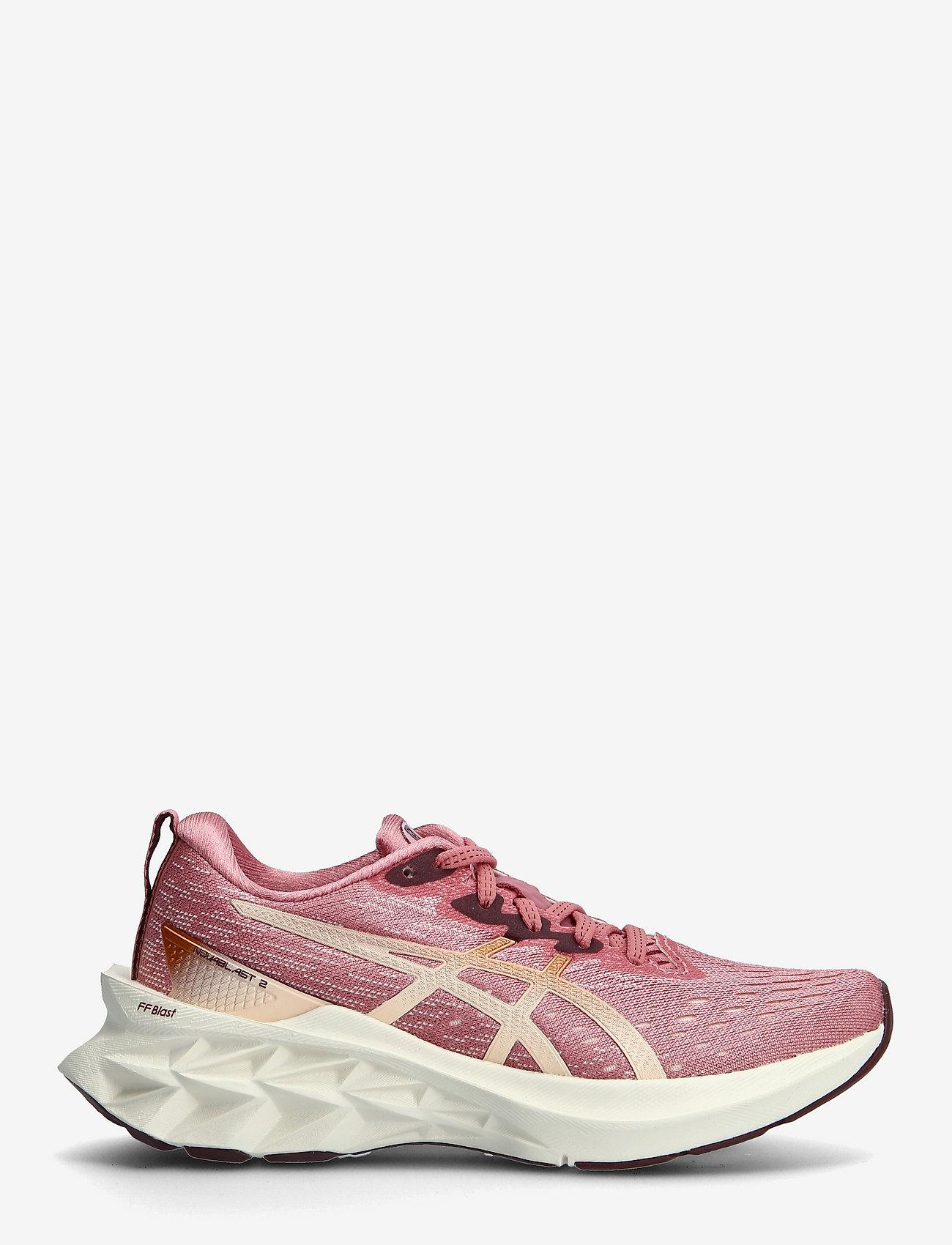 Asics - NOVABLAST 2 - running shoes - smokey rose/pure bronze - 1