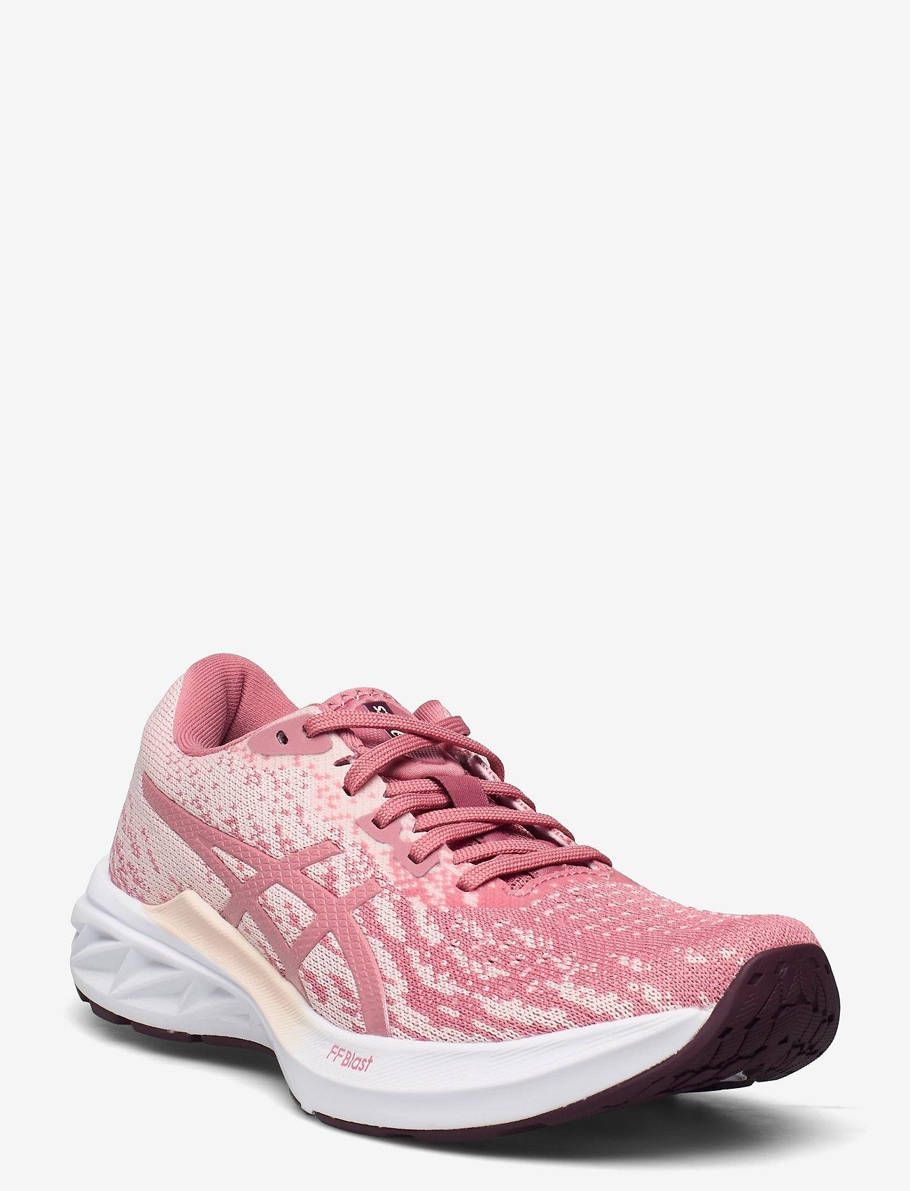 Asics - DYNABLAST 2 - running shoes - pearl pink/deep mars - 0