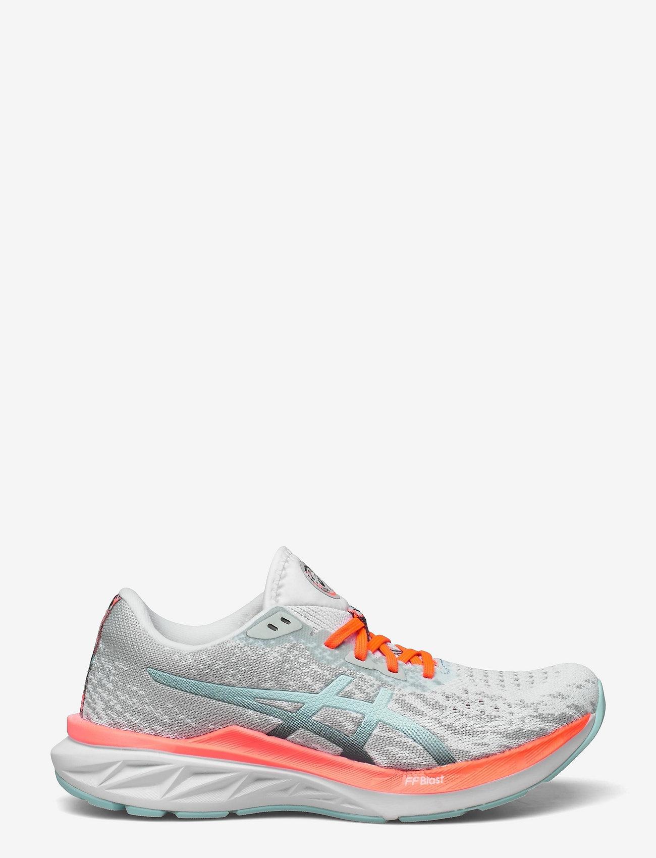 Asics - DYNABLAST 2 - running shoes - white/thunder blue - 1