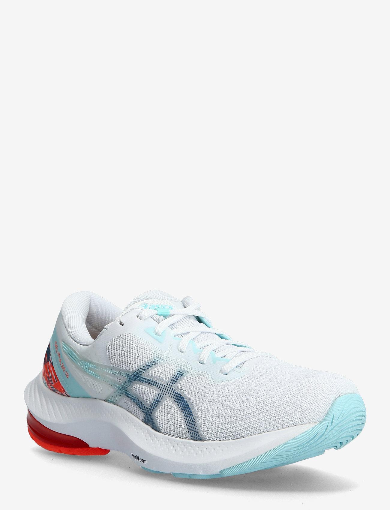 Asics - GEL-PULSE 13 - running shoes - white/grey floss - 0