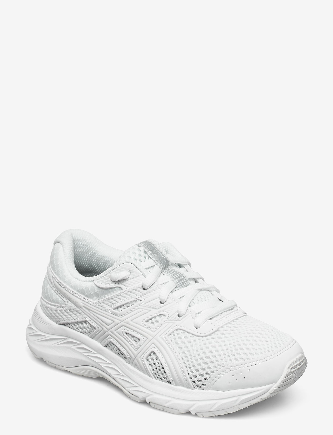 Asics - CONTEND 6 GS - trainingsschuhe - white/white - 0