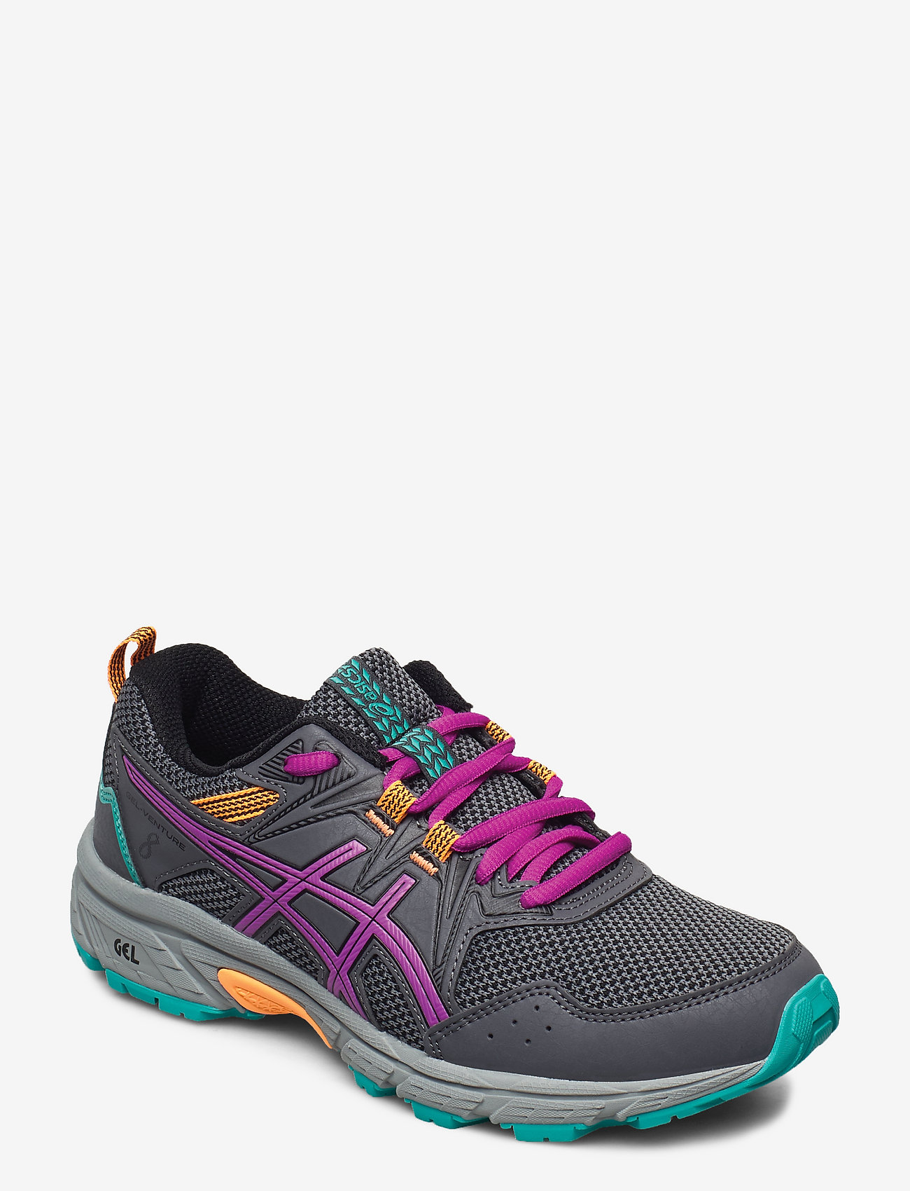 Asics - GEL-VENTURE 8 GS - trainingsschuhe - carrier grey/orchid - 0