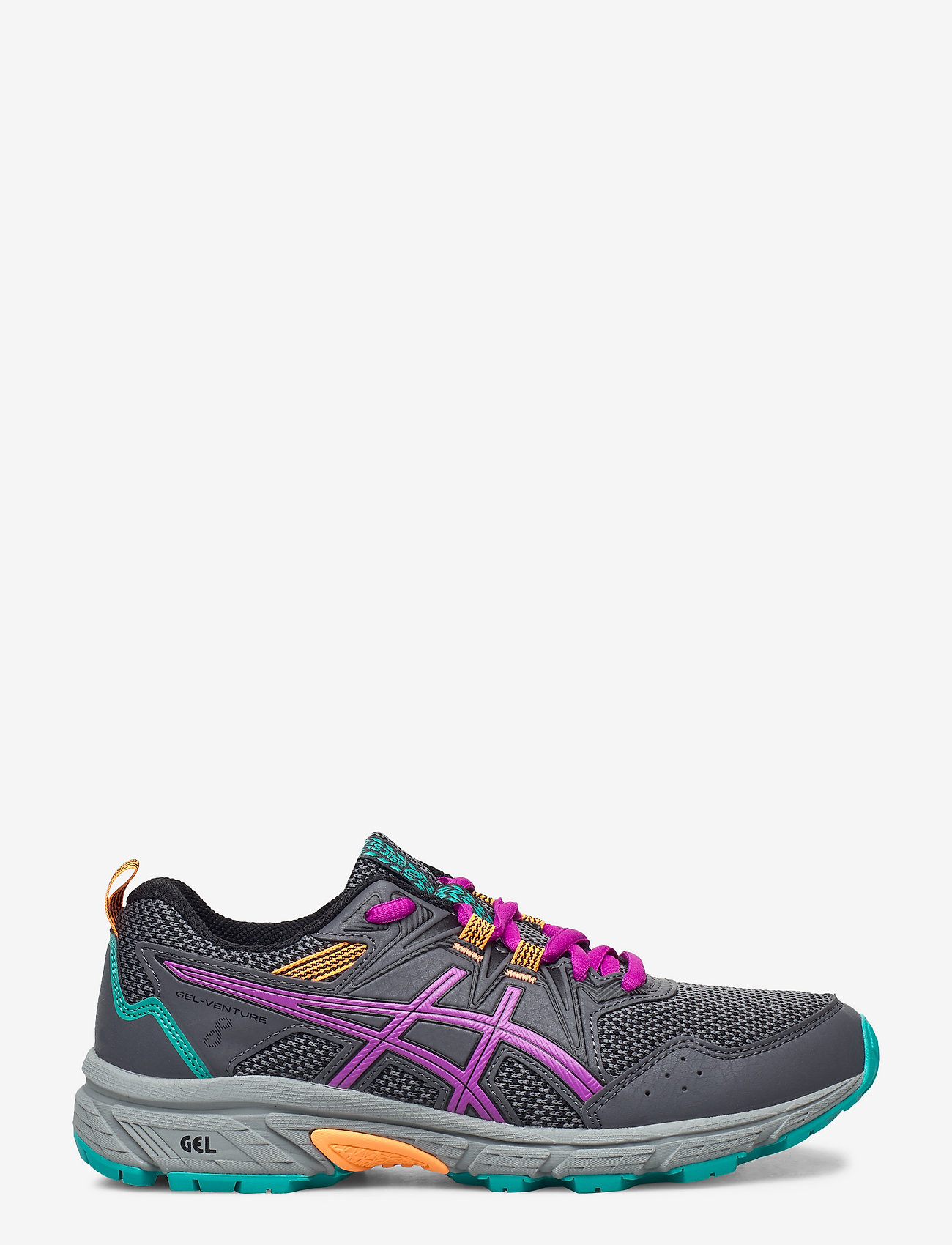Asics - GEL-VENTURE 8 GS - trainingsschuhe - carrier grey/orchid - 1