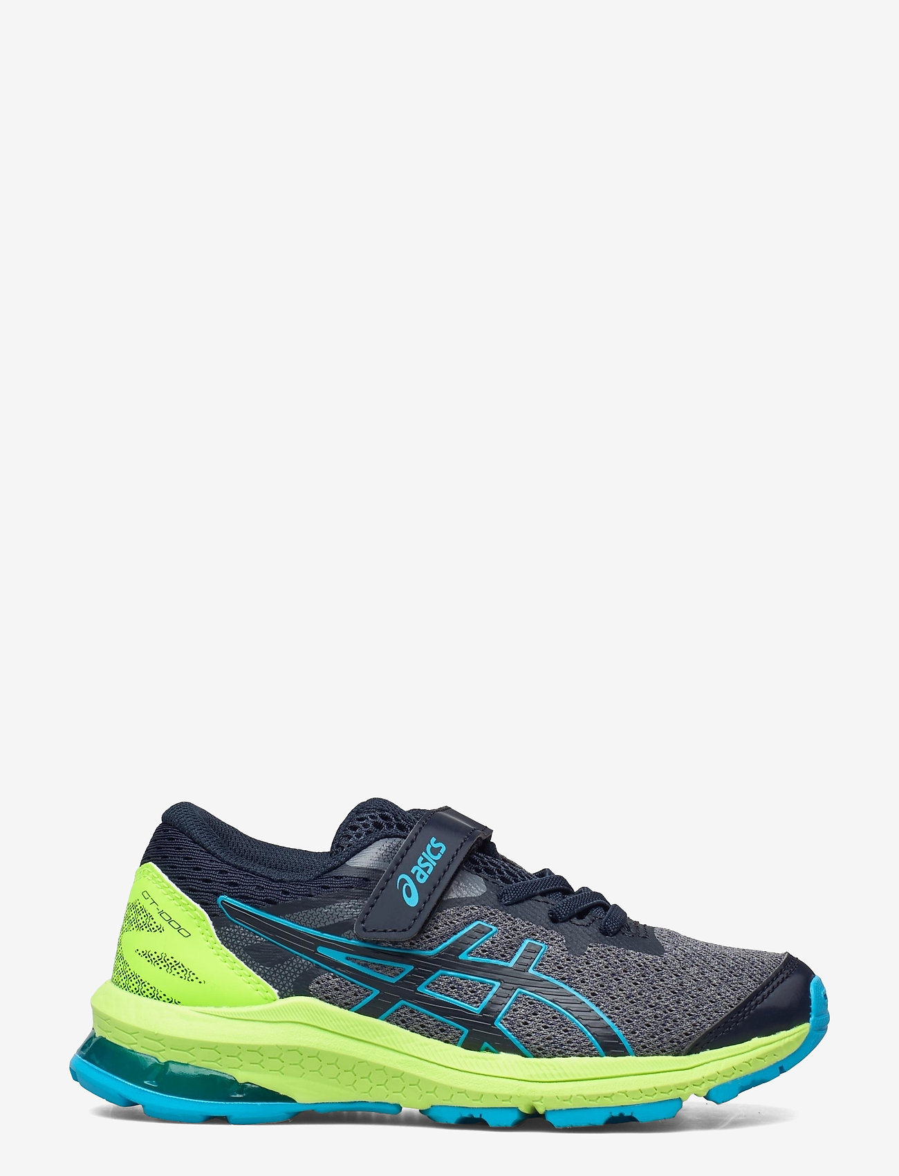 Asics - GT-1000 10 PS - trainingsschuhe - french blue/digital aqua - 1