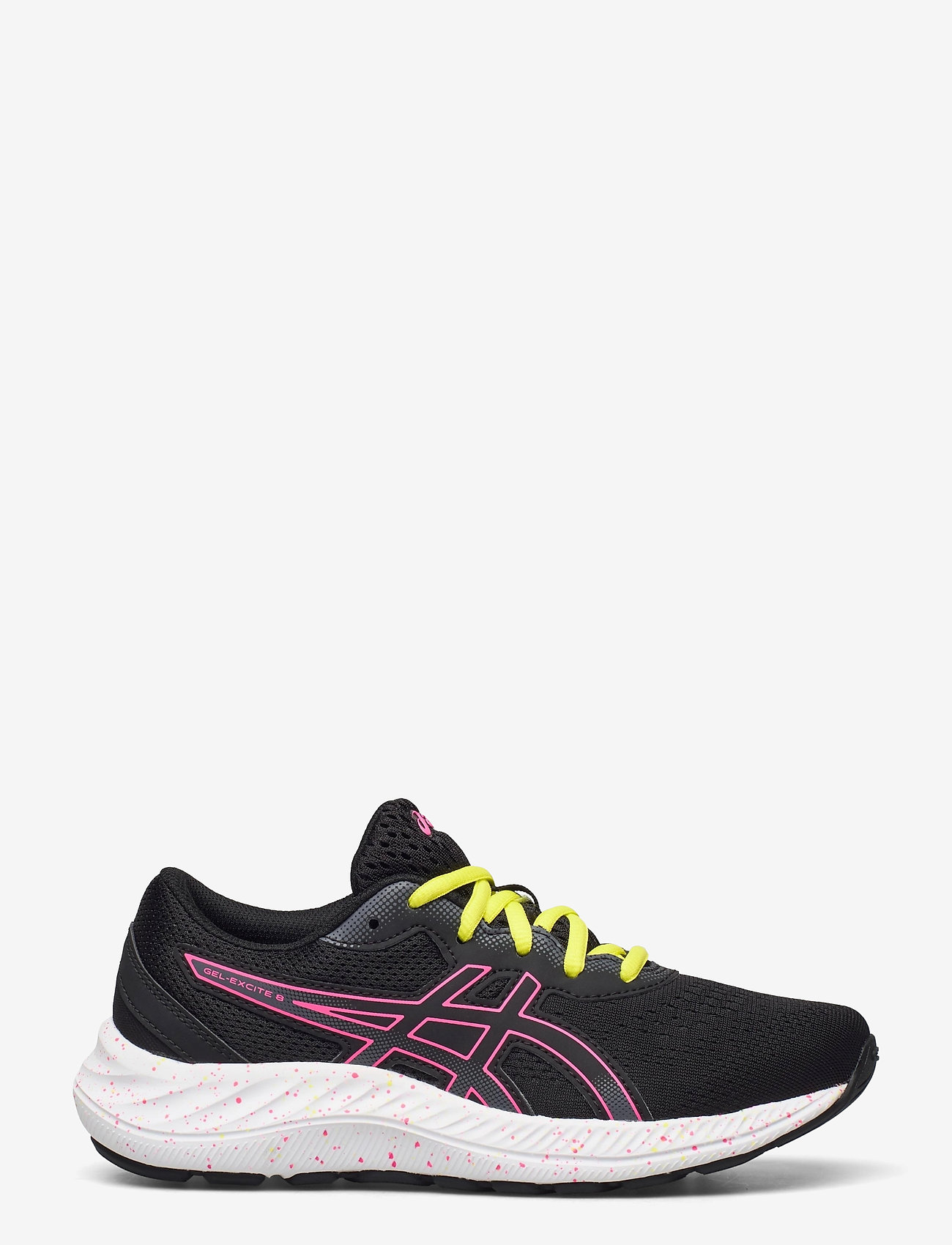 Asics - GEL-EXCITE 8 GS - schuhe - black/hot pink - 1