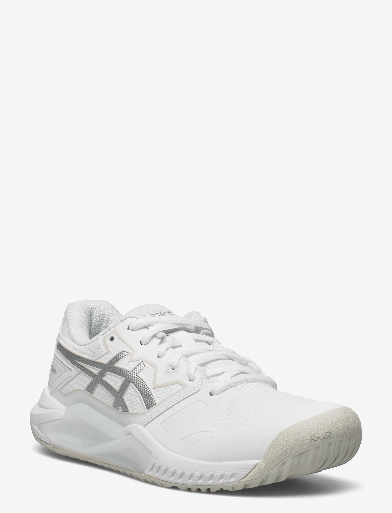 Asics - GEL-CHALLENGER 13 - ketsjersportsko - white/pure silver - 0