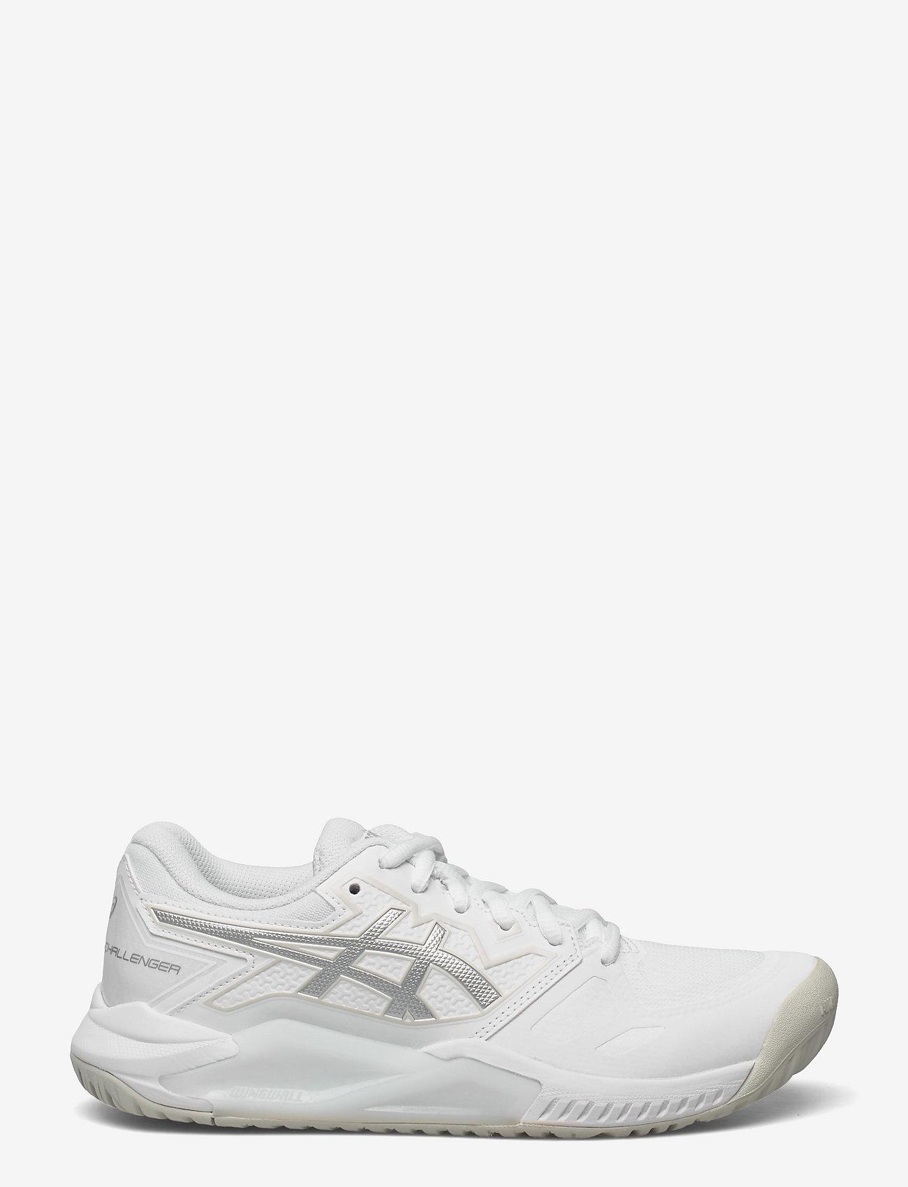 Asics - GEL-CHALLENGER 13 - ketsjersportsko - white/pure silver - 1