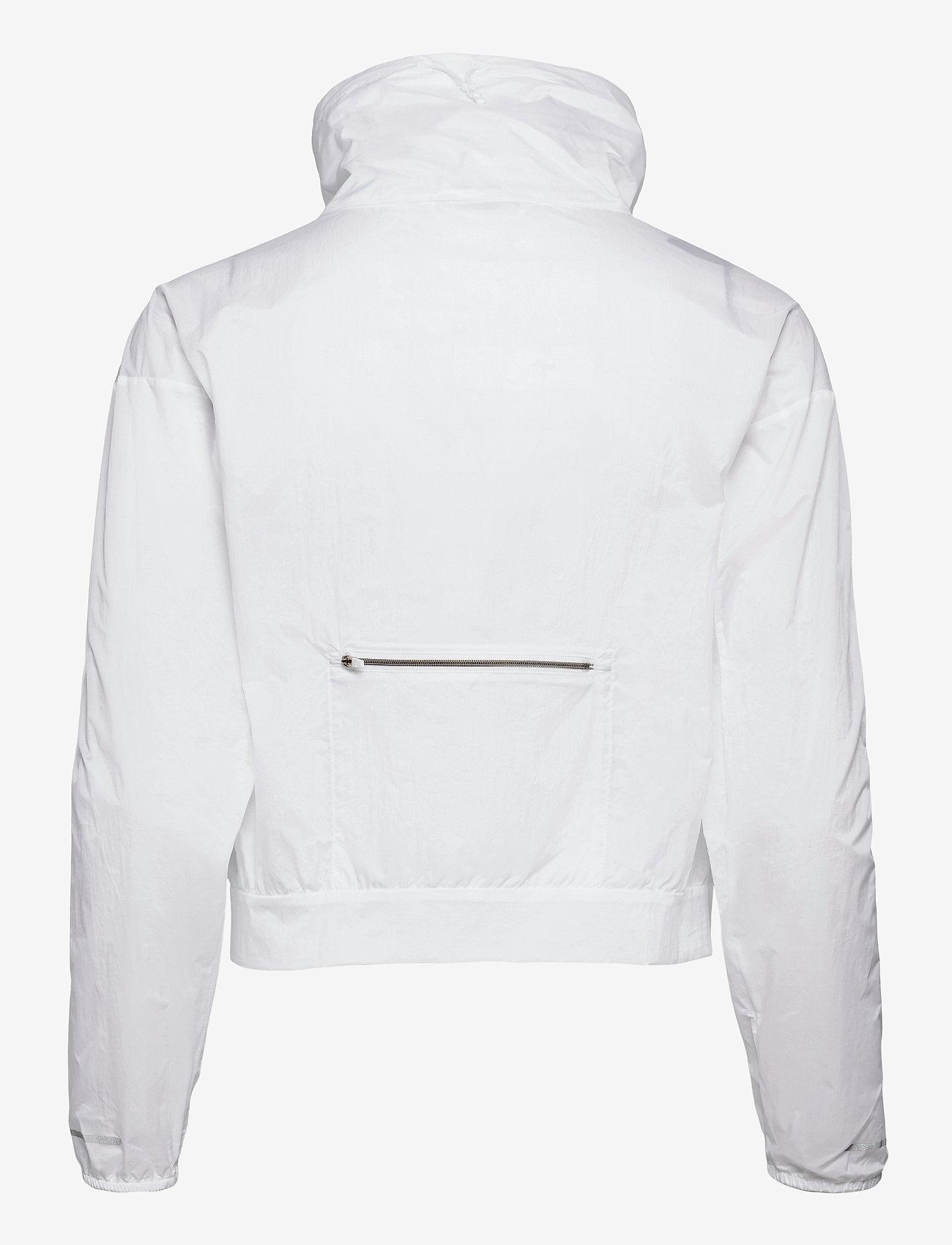 Asics - SAKURA JACKET - training jackets - brilliant white - 1