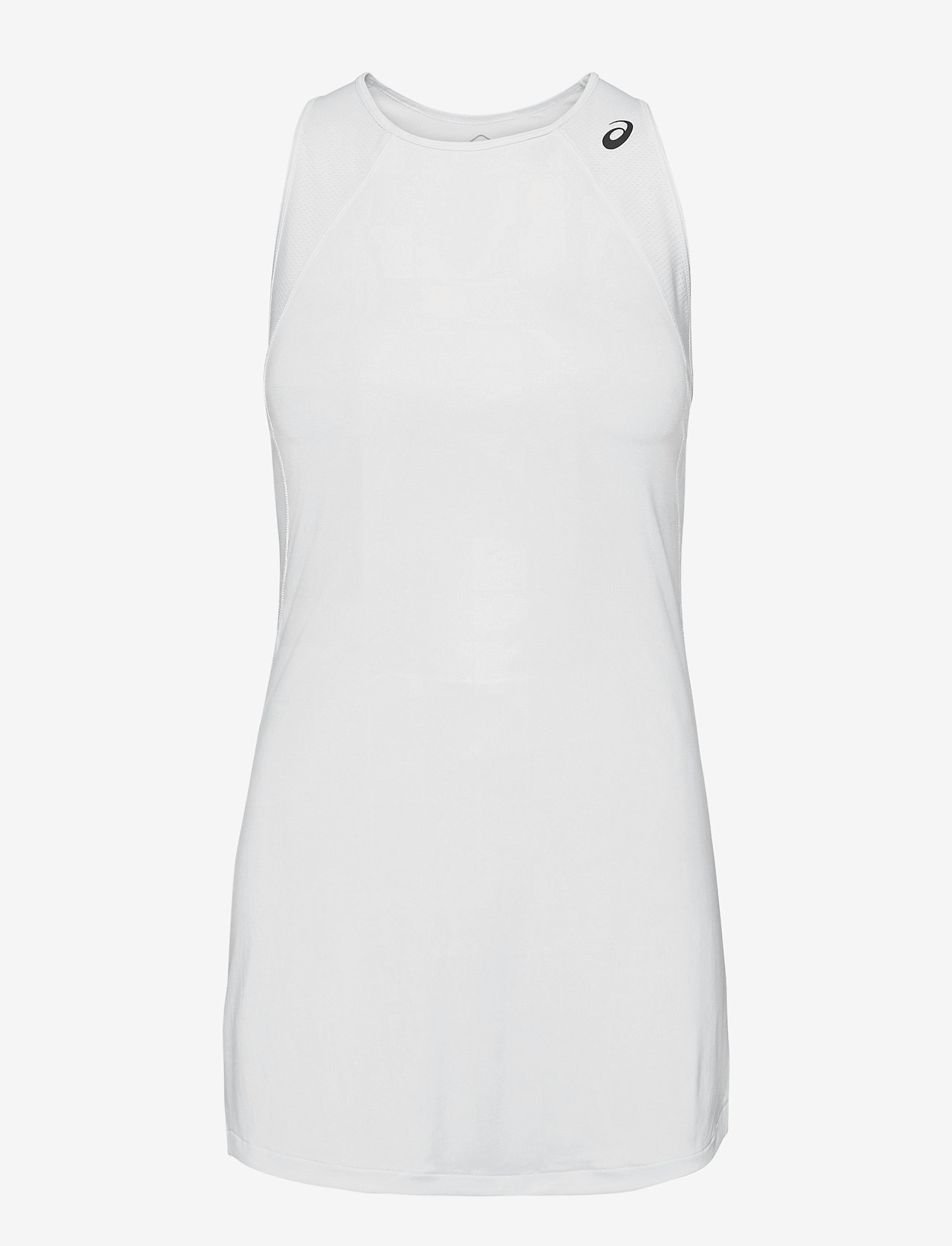 Asics - CLUB DRESS - sportklänningar - brilliant white - 0
