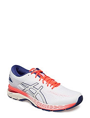 GEL-KAYANO 25 - WHITE/WHITE