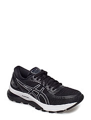 GEL-NIMBUS 21 - BLACK/DARK GREY
