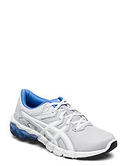 GEL-QUANTUM 90 2 GS - PIEDMONT GREY/WHITE