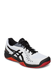GEL-CHALLENGER 12 - WHITE/BLACK