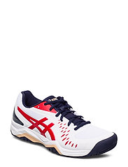 GEL-CHALLENGER 12 - WHITE/CLASSIC RED