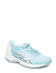 GEL-COURT SPEED - PORCELAIN BLUE/SILVER/WHITE