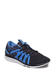 GEL-FIT YUI - BLACK/REGATTA BLUE/SILVER