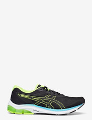 Asics - GEL-PULSE 12 - löbesko - black/hazard green - 1