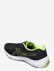 Asics - GEL-PULSE 12 - löbesko - black/hazard green - 2