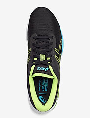 Asics - GEL-PULSE 12 - löbesko - black/hazard green - 3