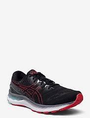 GEL-NIMBUS 23 - BLACK/ELECTRIC RED