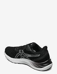 Asics - GEL-EXCITE 8 - löbesko - black/white - 2