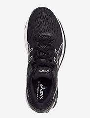Asics - GT-2000 9 - running shoes - black/white - 3