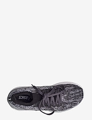 Asics - GEL-NIMBUS 23 KNIT - running shoes - sheet rock/black - 3