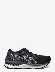 Asics - GEL-NIMBUS 23 - running shoes - black/white - 1