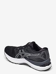 Asics - GEL-NIMBUS 23 - running shoes - black/white - 2