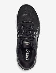 Asics - GEL-NIMBUS 23 - running shoes - black/white - 3