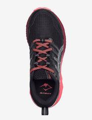 Asics - GEL-Trabuco 9 G-TX - running shoes - black/pure silver - 3