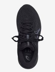 Asics - GEL-CONTEND 7 - running shoes - black/carrier grey - 3